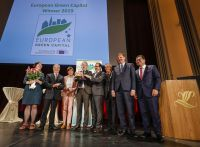 Oslo and Växjö take home prestigious Green City Awards